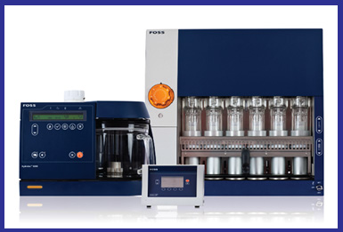 soxtec8000  Soxhlet-based fat analysis reinvented with new total fat solution soxtec8000