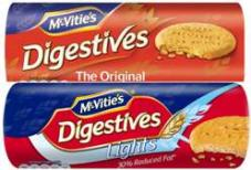 Digestive graphic  United Biscuits returns to classic recipe for McVitie's Digestives Digestive graphic