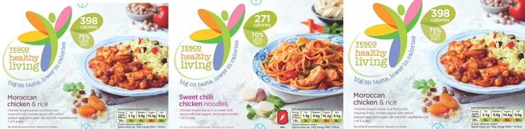 "27012014  Tesco announces supply deal with Kerry Foods for launch of ""Healthy Living"" range 27012014"